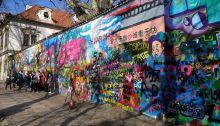 Lennon Wall Prag